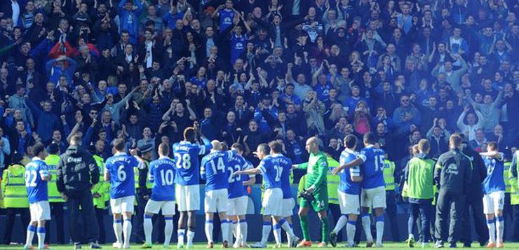 Hull City v Everton