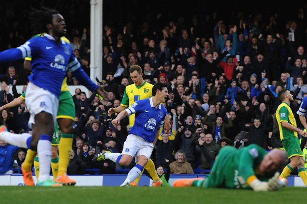 NORWICH (home) - If we get to sign off the season in style with a win at Goodison, gaining vital points while sending a bunch of bad meffs down back to the Championship where they belong, I'll be a happy man. Norwich haven't fared well at our place since the days of Efan Ekoku, so you'd think this is a great way to sign off. Hopefully this will be the icing on the 2015/16 cake. More hopefully still, could this only be the penultimate game of the season? At this stage (August 7th, O future dwellers) I can be optimistic.