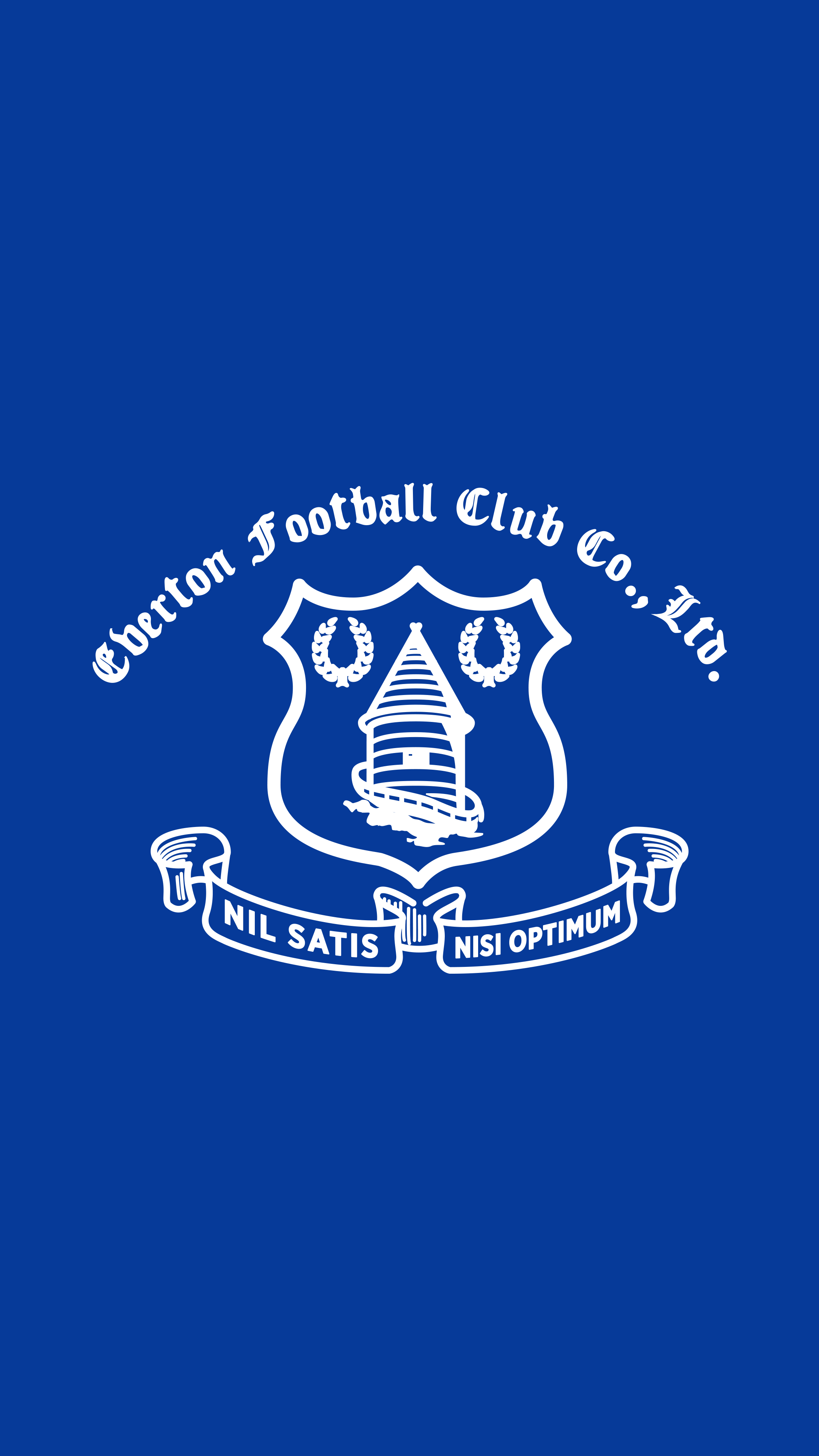 All 11 Everton Crests Ultra Hd 4k Mobile Wallpapers Everton Aren T We