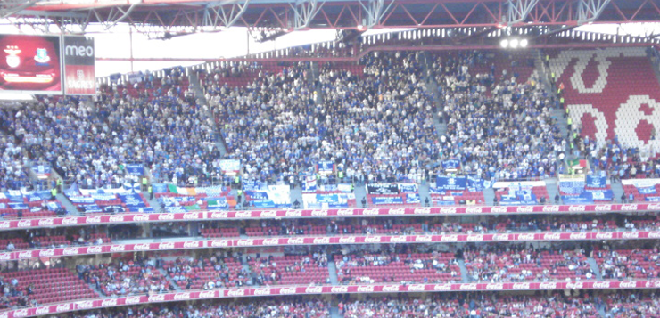Everton - Benfica
